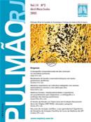 Revista Pulmão RJ 1991 - Número 1